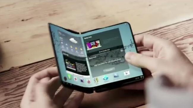 Samsung 2019'un başında katlanabilir telefonu çıkaracağını duyurdu