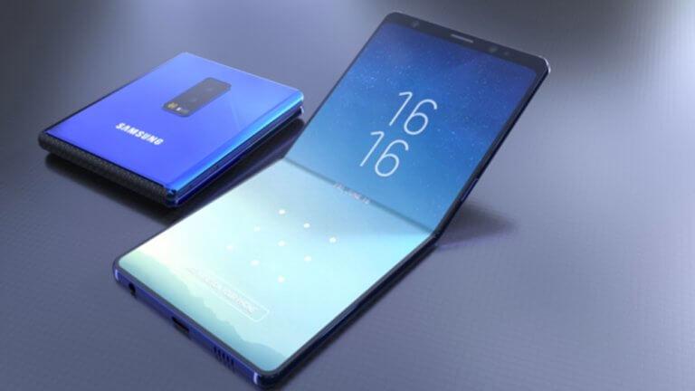 Samsung'un katlanabilir akıllı telefonunda 3000 mAh pil bulunabilir. Son günlerde çokça dile getirilen katlanabilir SamsungGalaxy X'in haberleri hakkında..