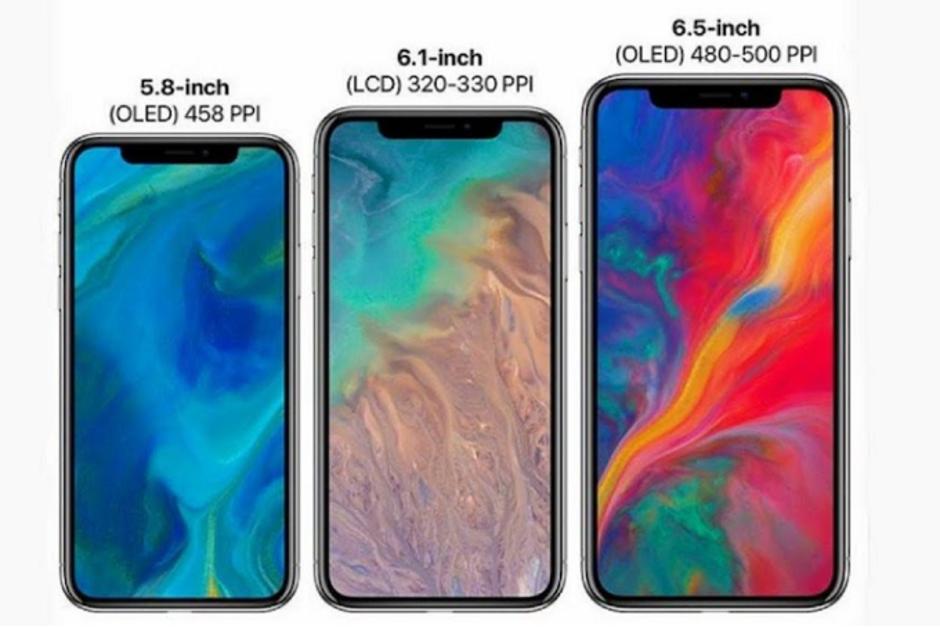 Apple'ın Bu Yıl Çıkartacağı 2018 Model iPhone'ların Fiyatlarını Açıkladı