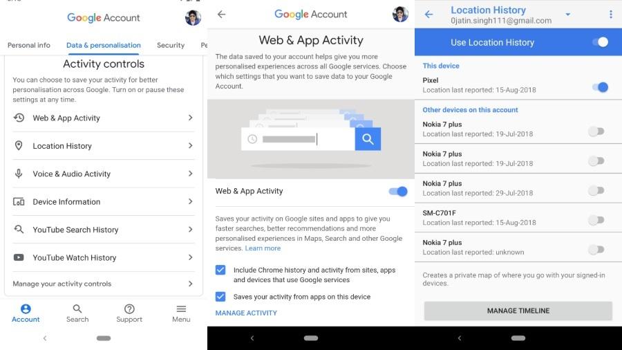 Google Beni Takip Etmesin! Diyorsanız İşte Çözümü