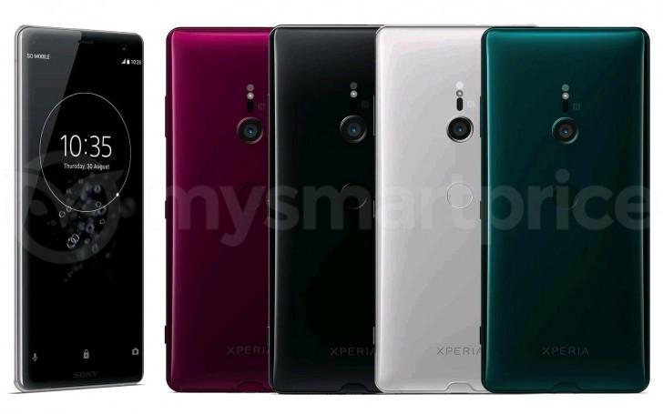 Sony Xperia XZ3 Renk Seçenekleri Sızdırıldı
