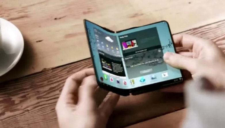 Samsung'un katlanabilir telefonu ile ilgili detaylar ortaya çıkmaya başladı