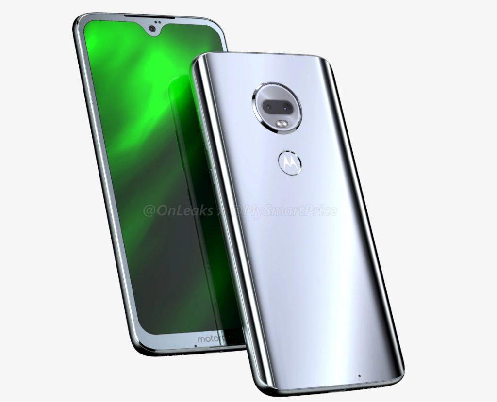 Motorola G7 Plus ve Power Modelleri İle Geliyor