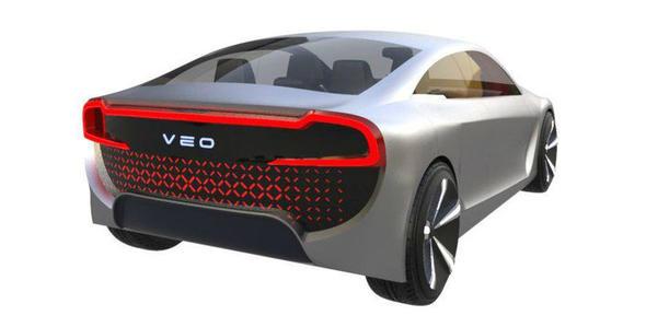 Vestel'in yerli otomobili VEO'nun Görselleri Ortaya Çıktı