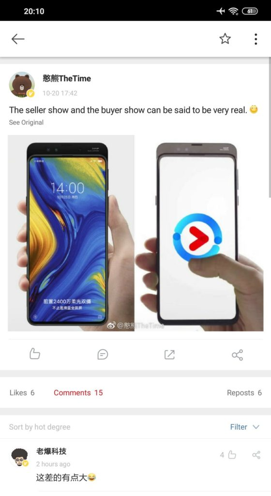 Xiaomi Mi Mix 3 Reklamı Ortaya Çıktı!