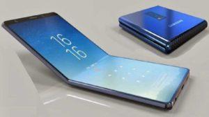 Samsung Katlanabilir Telefonu Test Etmeye Başladı!