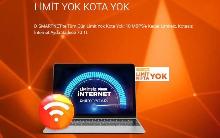 D-Smart AKN'siz İnternet Kampanyası İnceliyoruz!