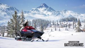 PUBG Mobile kar haritası için tarihi belli oldu!
