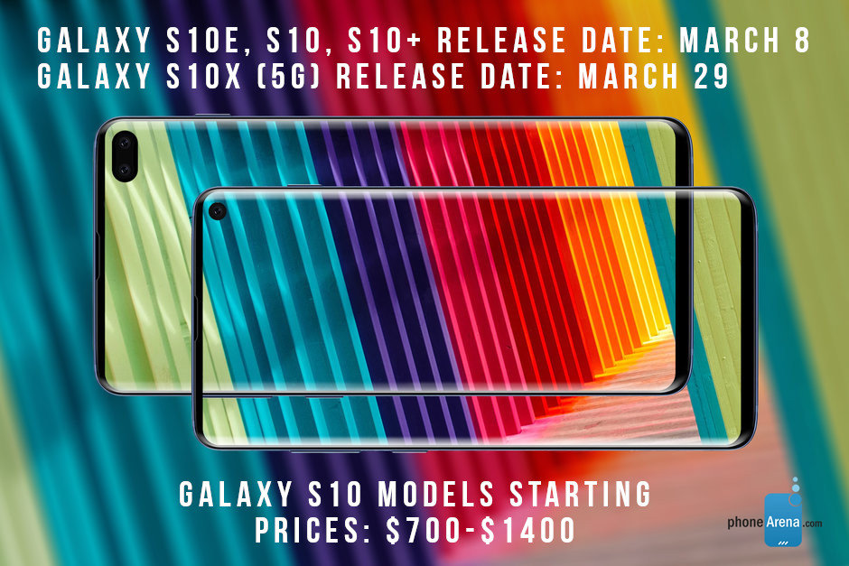 Samsung Galaxy S10X'in Dudak Uçuklatan Fiyatı ve Çıkış Tarihi Belli Oldu