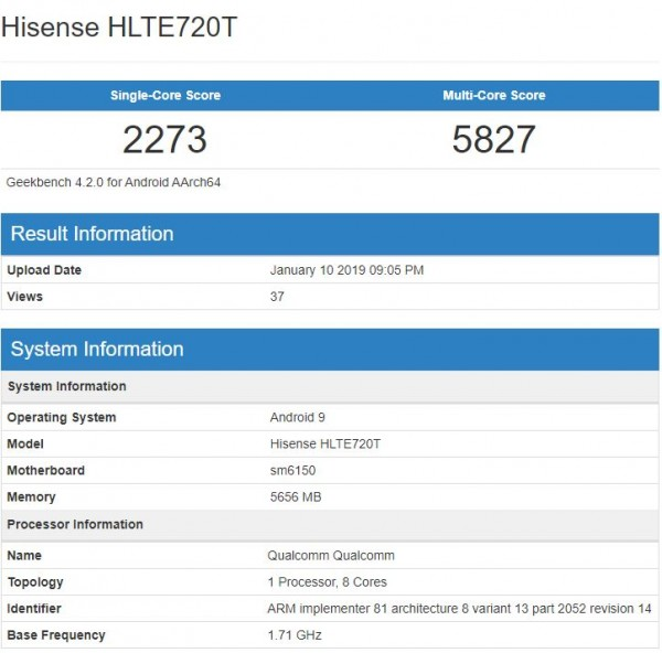 Qualcomm Snapdragon 675 Performans Test sonuçları Ortaya Çıktı!