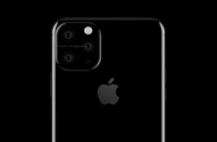 Üç Arka Kameralı iPhone XI Tasarımı Ortaya Çıktı!