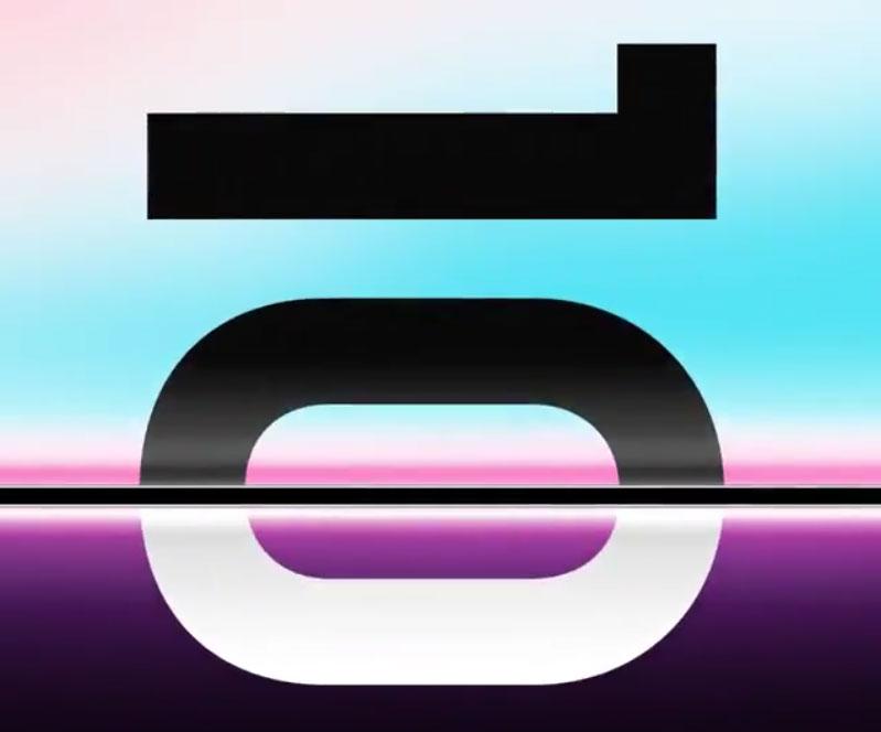 Samsung Galaxy S10 tanıtım videosu yayınlandı!